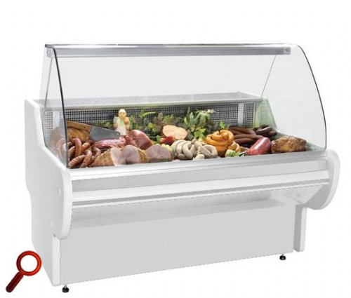 ES System K ORION375 Orion Curved Glass Serve Over